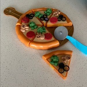 Other - Kids Play Kitchen Pizza and Accessories